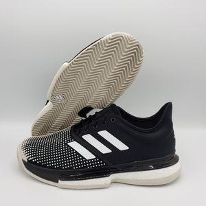 Adidas SoleCourt Boost Clay Tennis Shoes